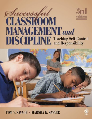 Successful Classroom Management and Discipline: Teaching...