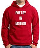 T-Shirtshock - Sweatshirt Hoodie WC0532 Poetry In Motion LFC, Size S