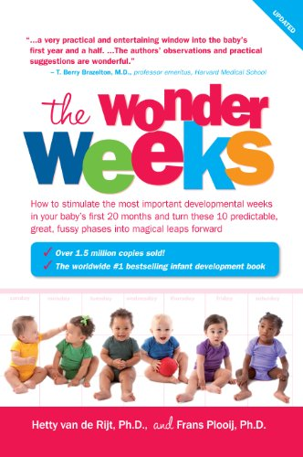 The Wonder Weeks, by Hetty van de Rijt Ph.D, Frans Plooij Ph.D