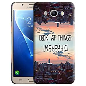 Theskinmantra Look at things different Back cover for Samsung Galaxy J7 (2016 Edition)
