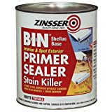 B-I-N Shellac Base Primer & Sealer Stain Killer 00904 (1 Quart)