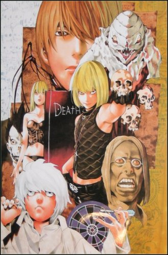 Death Note Poster HC697