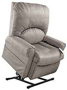 Mega motion easy comfort torch 3 position for Big and tall chaise lounge