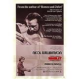 Hamlet Movie Poster - Nicol Williamson, Anthony Hopkins, Marianne Faithfull