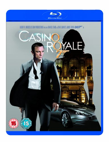 Casino Royale [Blu-ray] [2006]