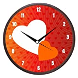 Wall Clocks - Printland True Love Wall Clock
