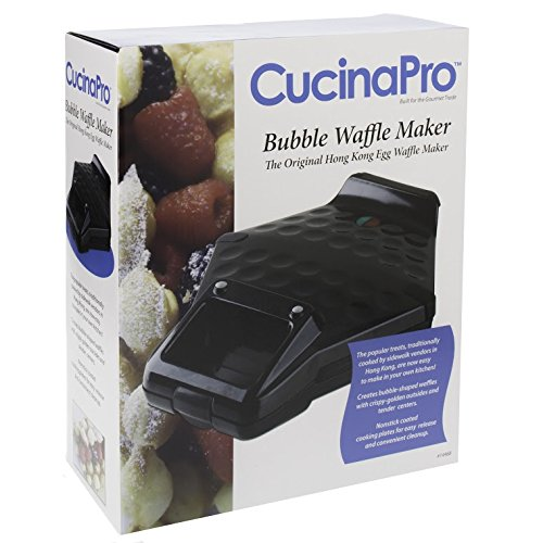 The Best Waffle Makers Online Bubble Waffle Maker By Cucina Pro