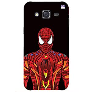 Spider Man - Mobile Back Case Cover For Samsung Galaxy J5 (2015)