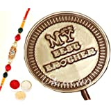Rakhi Chocolates- Set Of 4 Best Brother Chocolate Lollies