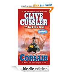 Corsair: Oregon Files Series, Book 6 (The Oregon Files)