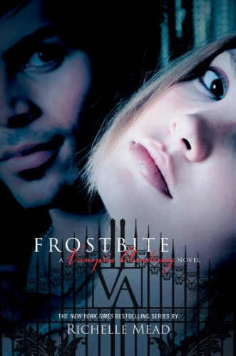 Cover of Frostbite (Vampire Academy, Book 2)