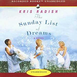 The Sunday List of Dreams Audiobook