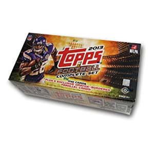 NFL 2013 Factory Set