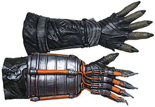 Rubie's Costume Co Men's Arkham Knight Deluxe Scarecrow Gloves
