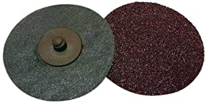 """McKay 2"""" Abrasive Quick Change Discs Roloc Polishing/Sanding Mandrel with a Shank Power Tools Drill Bits Attachment from McKay"""