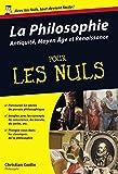 Philosophie Poche Pour les Nuls Tome 1