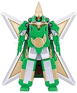 Power Rangers Super Megaforce - Ninja Zord with 2 Ranger Keys
