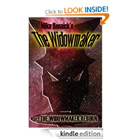 The Widowmaker Reborn: Widowmaker Series, Book 2 (The Widowmaker #2)