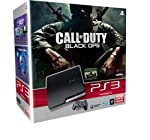 PlayStation 3 - Konsole Slim 320 GB inkl. Call of Duty: Black Ops (USK18) und DLC Kartenpaket
