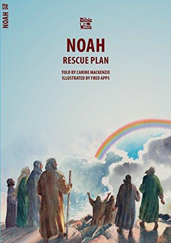 Noah: Rescue Plan (Biblewise)