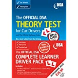 The Official DSA Complete Learner Driver Pack: 2008/09 Edition: Valid for Tests Taken from 1 September 2008by Driving Standards Agency