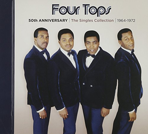 Four Tops - 50th Anniversary/the Singles Collection/1964-1972 [3 Cd][non-Returnable] - Zortam Music