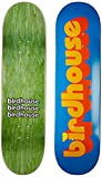 Birdhouse Skateboards Team 3D 8.00-Inch Skateboard Deck