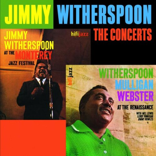 Spoon Concerts by Jimmy Witherspoon