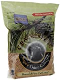 Healthy Pet Cat Litter, 15 Pounds, Cracked Pine