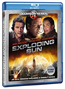 Exploding Sun [Blu-ray]