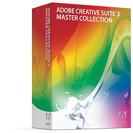 Adobe Creative Suite CS3 Master Collection Upgrade [OLD VERSION]