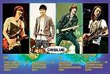 J-4414 Cnblue South Korea Boy Band- Jung Yong-hwa, Lee Jong-hyun, Kang Min-hyuk, Lee Jung-shin - Collections,decorative Poster Print Vintage New Size: 35 X 24 Inch.#3