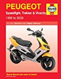 Peugeot Speedfight, Trekker & Vivacity Scooters 1996-2008 Haynes Manual