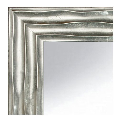 die besten badm bel set spiegel barcelona silber 60x80 cm komplett mit echtglas spiegel. Black Bedroom Furniture Sets. Home Design Ideas
