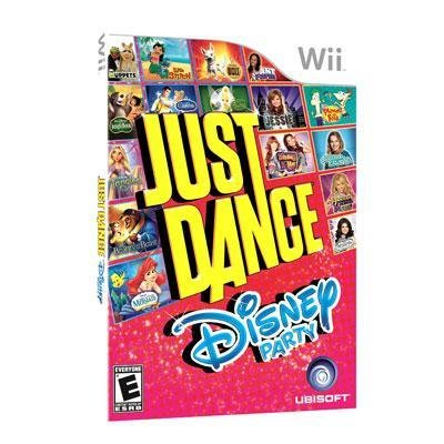 Ubisoft Just Dance Disney Party Wii