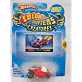 Hot Wheels Color Shifters Creatures 1:64 Car: Evil Eye Version 2