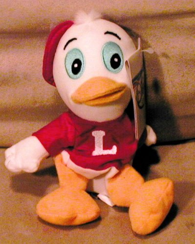 Disney's Louie Duck with Red Shirt