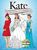 img - for KATE: The Duchess of Cambridge Paper Dolls (Dover Paper Dolls) book / textbook / text book