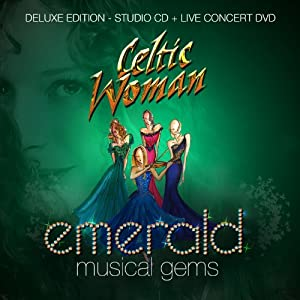 Emerald: Musical Gems Deluxe CD/DVD by Manhattan Records  (Universal)