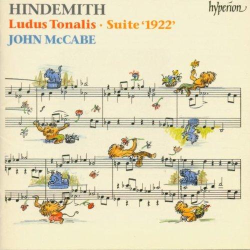 Hindemith - Musique de Chambre / Piano 51gLLt354KL