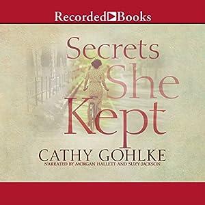 Secrets She Kept Audiobook