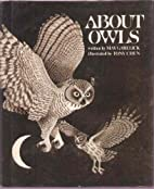 About Owls by May Garelick