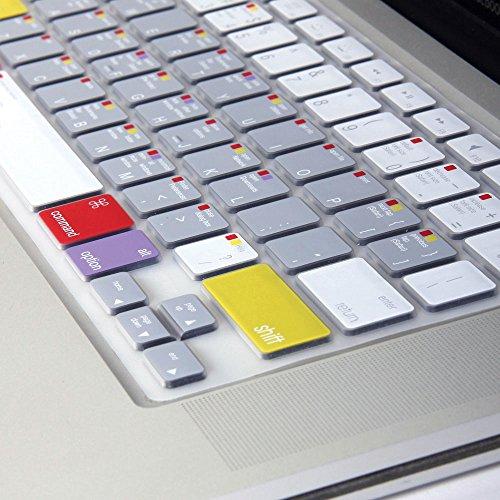 Gmyle(R) Mac Os X Osx-M-Cc-2 Shortcuts Hot Keys Shortcut Keyboard Film Us Layout For 11 Macbook Air