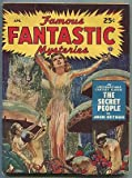 Famous Fantastic Mysteries -- April 1950, Volume 11, Number 4