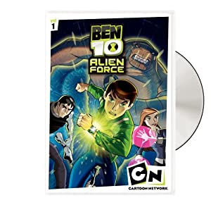 Ben 10 Alien Force: Season One, Volume One