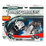 Speed Stars Transformers Stealth Force Sideswipe vs Starscream