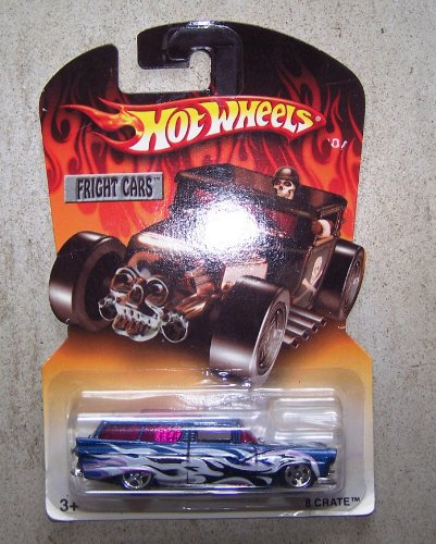 hot wheels fright cars 8 crate 2006 - 1