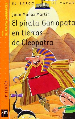 el-pirata-garrapata-en-tierras-de-cleopatra-barco-de-vapor-naranja