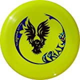 Eurodisc 175g not Discraft Ultimate Frisbee Disc CREATURE YELLOW Color: Yellow