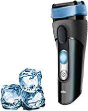 Braun Cooltec 2S Shaver (Black/Blue)